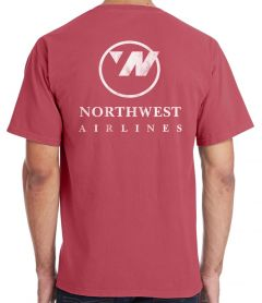 Northwest Airlines Logo T-Shirt