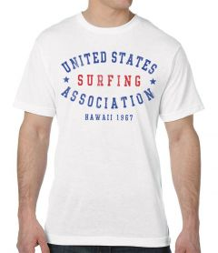 United States Surfing Association HI 1967 T-Shirt