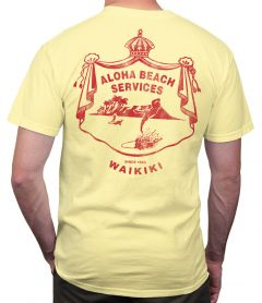 Aloha Beach Services T-Shirt