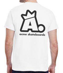 Acme Skateboards Logo T-Shirt