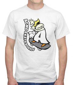 """""""A"""" Skateboarder T-Shirt"""