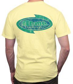 Acme Oval Flame T-Shirt