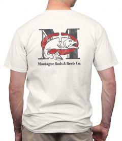Montague Rods & Reels Co. T-Shirt