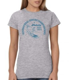 5 &10 Makaha ISC 71 Women's T-Shirt