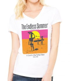 The Endless Summer V-Neck T-Shirt