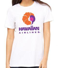 Hawaiian Airlines Heritage Logo T-Shirt