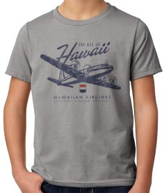 Hawaiian Airlines Wings Youth T-Shirt