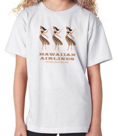 Hawaiian Airlines Hula Youth T-Shirt