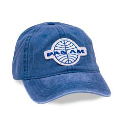 Pan Am Adjustable Cap