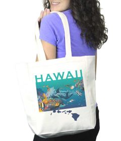 Rainbow Sea Tote