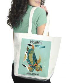 Molokini Tote Bag