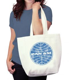 Pan Am Retro Logo Tote