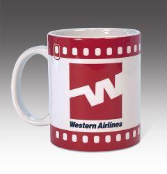Western Airlines Coffee Mug