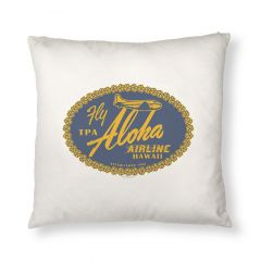 Aloha Airline TPA Pillow Case