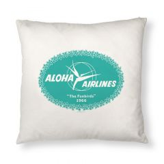 Aloha Airlines Funbirds Pillow Case