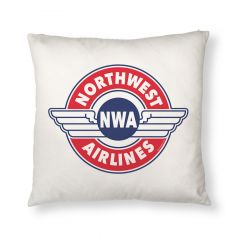 Northwest Wings Throw Pillow Cover