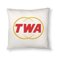 TWA Rings Logo Pillow Case
