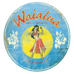 Waialua Soda Sticker
