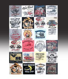 Racing T-Shirt Quilt