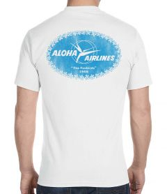 Aloha Airlines Funbirds 1966 Men's T-Shirt
