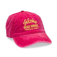 Aloha Beach Services Adjustable Cap