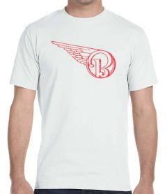 Beechcraft Wing Men's T-Shirt