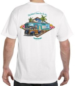 BIG ISLAND SHAVE ICE t-Shirt