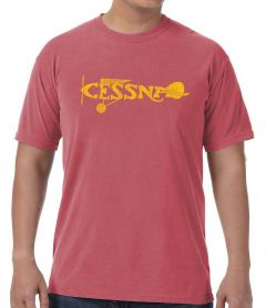 Cessna Plane Men's T-Shirt