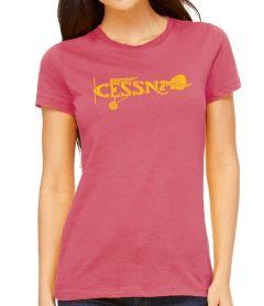 Cessna Plane Women's T-Shirt