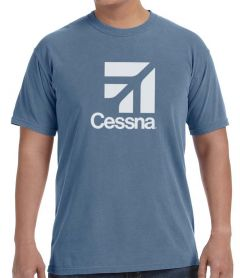Cessna Square Men's T-Shirt