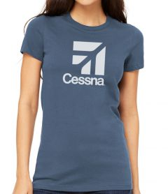 Cessna Square Women's T-Shirt