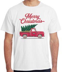 Christmas Tree Truck T-Shirt
