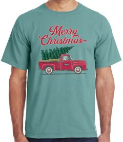 Christmas Tree Truck T-Shirt