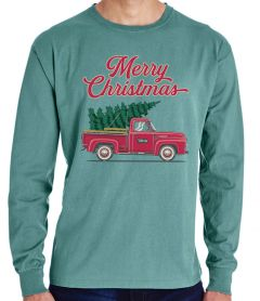 Christmas TreeTruck (Unisex) T-Shirt