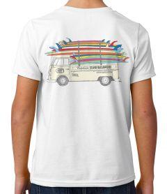 Clark Foam Stack Youth T-Shirt