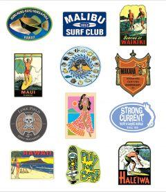 Classic Sticker Sun Set Collection