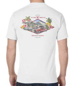 Flying A Service Men's T-Shirt