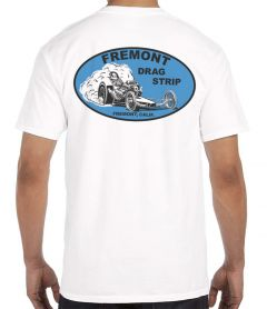 Fremont Drag Strip Smoke T-Shirt