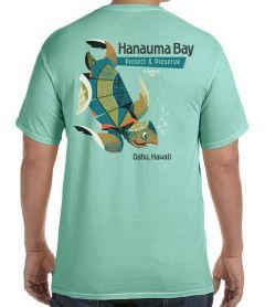 Hanama Bay Men's T-Shirt