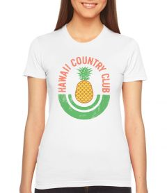 Hawaii Country Club Women's T-Shirt