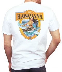 Hawaiiana Lager T-Shirt