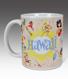 Here's Hawaii Mug