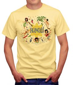 Here's Hawaii T-Shirt