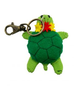 Honu String Doll Key Chain