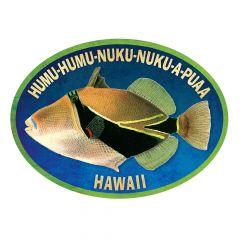 Humu Classic Sticker