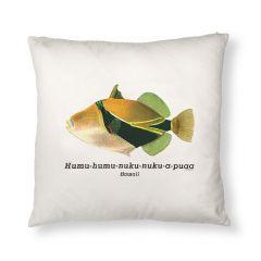 Humu Classic Throw Pillow Cover