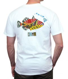 Humu License Plate Men's T-Shirt