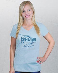 Kona Inn Women's V-Neck Shirt