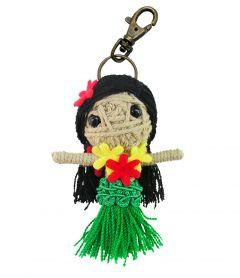 Laka String Doll Key Chain