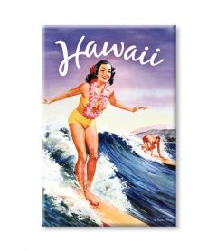 Libby's Hawaii Magnet